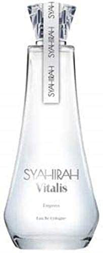 SYAHIRAH Vitalis Empress Eau De Cologne 100ml-A Smart and Energetic Move