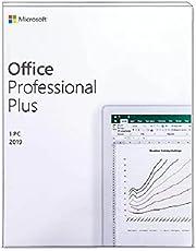 Microsoft Office Professional Plus 2019 DVD plus Serial