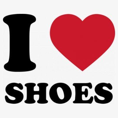 Sudadera con capucha de mujer I Heart Shoes by Shirtcity Blanco