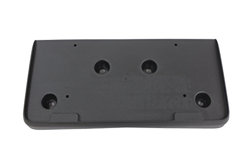 Genuine Chevrolet License Plate - Genuine GM 25798733 License Plate Bracket, Front
