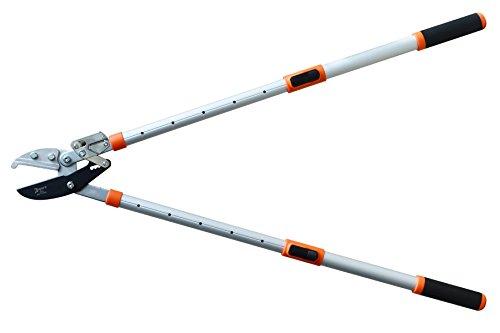 Zenport LRT11 Telescopic Ratchet Anvil Lopper, 23.5-Inch to 35.8-Inch by Zenport