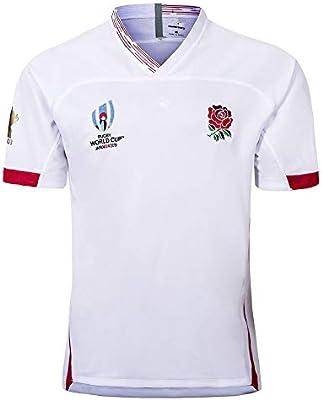 RENDONG Jersey de Rugby de Sudáfrica 2019 Camiseta Rugby Copa del ...