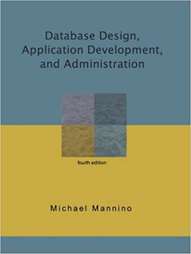 Descargar Libro Ebook Database Design, Application Development, And Administration Ebooks Epub