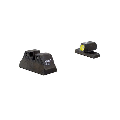 Trijicon H&K USP Compact HD Front Outline Night Sight Set, Yellow ()
