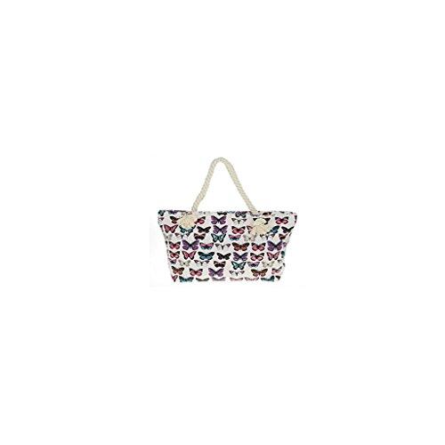 Equilibrium Schmetterling Tasche Hellrosa