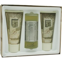 BELLAGIO by Bellagio EDT SPRAY 3.4 OZ & AFTERSHAVE BALM 6.8 OZ & SHOWER GEL 6.8 OZ -