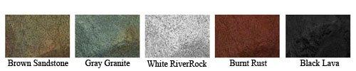 Stereostone Stereo (Stereostone River Rock Omni Speaker 125 Watt Mono (White))