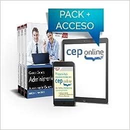 Pack de Libros y Acceso Gratuito. Cuerpo General Administrativo de ...