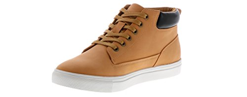 Beverly Hills Polo Mens Chukka Tan