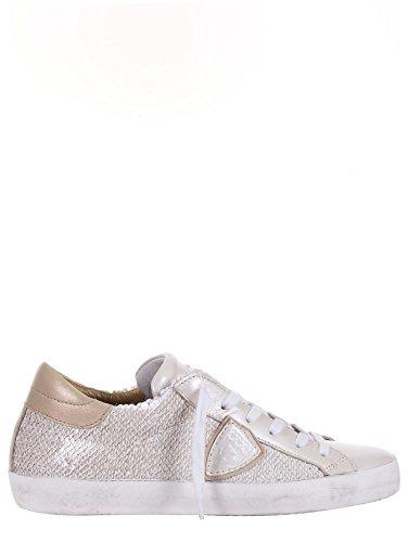Philippe Model , Baskets pour femme beige sable