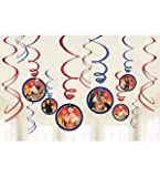 WWE Party Swirl Pack [Contains 3 Manufacturer Retail Unit(s) Per Amazon Combined Package Sales Unit] - SKU# 671467