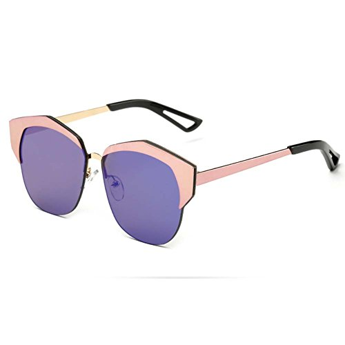 My.Monkey Summer Party Retro Classic Style Reflective Mirror Lens Wayfarer - Scratches Spectacles How Of To Get Out