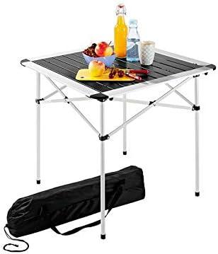 Crivit Mesa de camping para 2 personas.: Amazon.es: Hogar