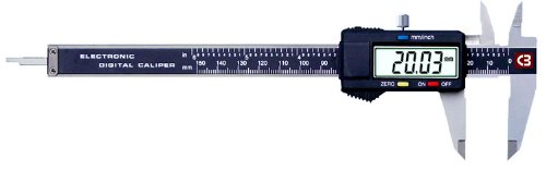 Chicago Brand 50001-L 6-Inch Left-Handed Electronic Digital Caliper by Chicago   B007CM4H8K