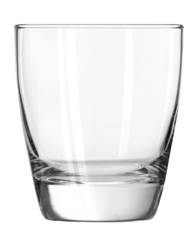 Libbey 13-Ounce Clear Classic Double Old Fashioned Glass, Set of 12