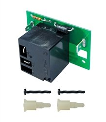 (Club Car Golf Cart PowerDrive 3 Charger Relay Board)