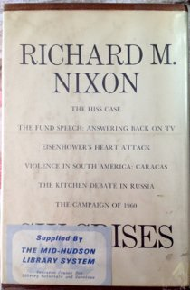 Six Crises by Richard Nixon