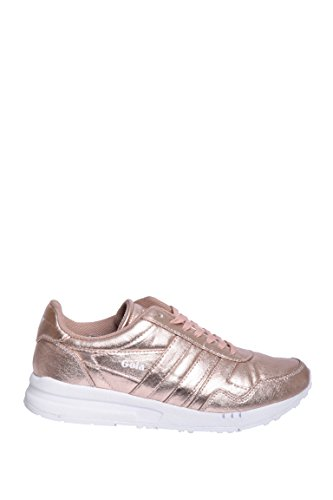 Women's Metallic Relay Trainer Rose Classics Gold Gola PavUSqq