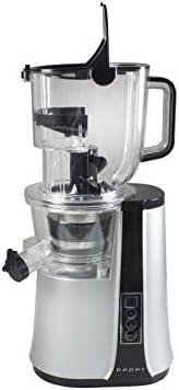Beper 90.422 Extractor de zumo vertical, 200 W, Gris y negro ...