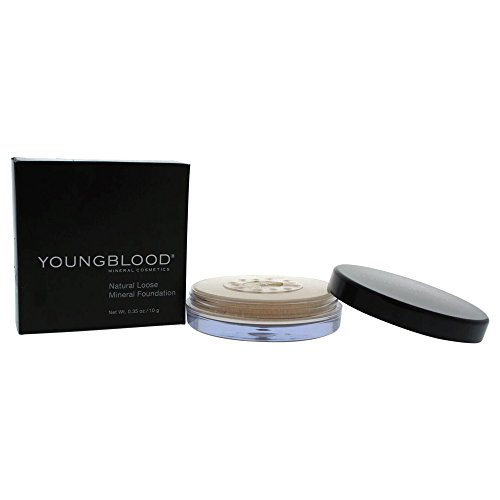 Youngblood Beige Foundation - 1