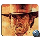 Clint Eastwood Legend Mouse Pad