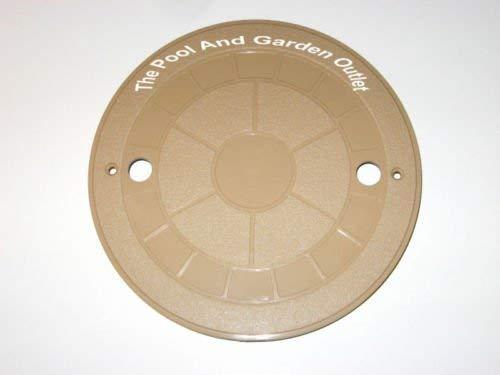 MP Auto Fill Pool Water Level Lid Tan 9-7/8