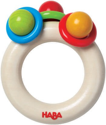 Haba Bommel Clutching Toy by HABA   B007O5X7PO