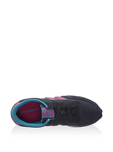 Azul Balance B De Wl410 Lona Zapatillas Deporte New Mujer v1qCxwRdq
