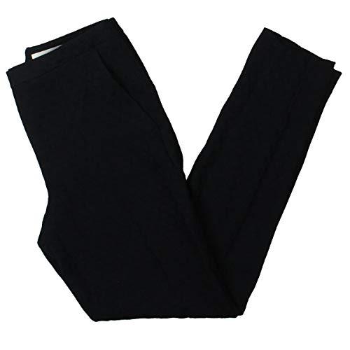Hugo Boss BOSS Womens Tobaluka Dot Printed Flat Front Trouser Pants