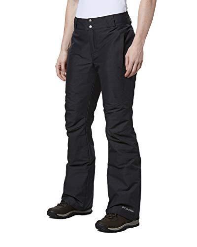 (Columbia Bugaboo Ii Pants, Medium x Regular, Black Crossdye)