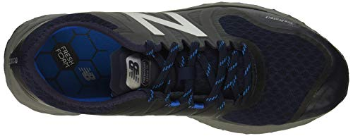 New Balance Men's Kaymin V1 Fresh Foam Trail Running Shoe Pigment/Laser Blue 1.5 D US by New Balance (Image #8)