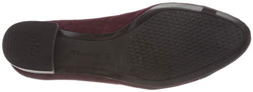 22400 Damen Rot Merlot 21 Anthra 511 Pumps Tamaris wAIdUxA