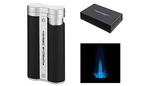 - Porsche Design Lighter 3633 Circular Flame Jet Cigar Lighter/Black