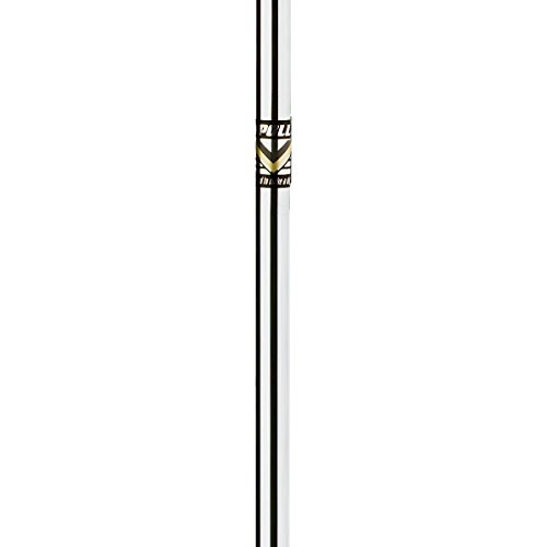 One (1) Apollo Stepless Steel Golf Iron Shaft-R/S Regular/Stiff Flex-Chrome Color