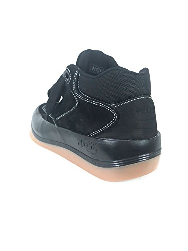 PIN917 Suede Black Sneakers Vintage 701 UK9 Nose AdtwqZZ
