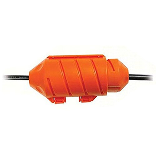 (Electriduct Cord Connect Water-Tight Cord Lock - Orange )