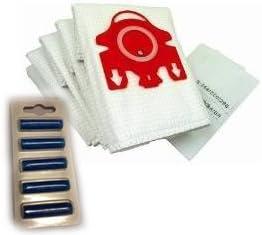 Miele FJM bolsas para aspiradora, filtros y ambientadores para aspiradoras - de microfibra bolsas con cierre de