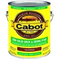 Cabot Semi-Solid Oil-Based Deck And Siding Stain