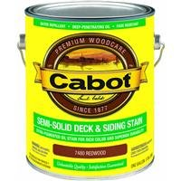 Oil Based Deck (Cabot Semi-Solid Oil-Based Deck And Siding Stain)