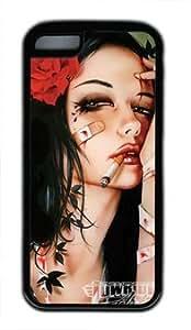meilz aiaiBrian m viveros customized iphone 5C tpu Black Casemeilz aiai