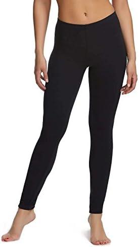 Felina Velvety Super Soft Lightweight Leggings for Women - Yoga Pants (2-Pack)