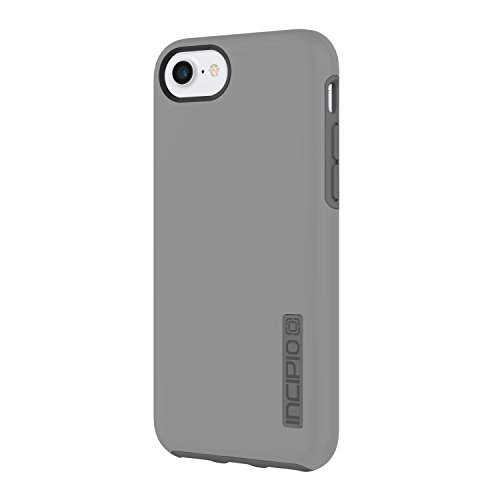 Incipio DualPro iPhone 8 & iPhone 7/6/6s Case with Shock-Absorbing Inner Core & Protective Outer Shell for iPhone 8 & iPhone 7/6/6s - -