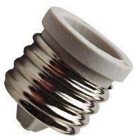 Mogul (e39) To Medium (e26) Light Bulb Socket Adapter Reducer Porcelain