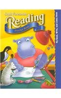 READING 2000 MY READ, WRITE, AND LISTEN PRACTICE BOOK GRADE K