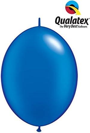 """Pearl Marfil 6 /""""Qualatex enlace rápido Látex Globos X 50"""