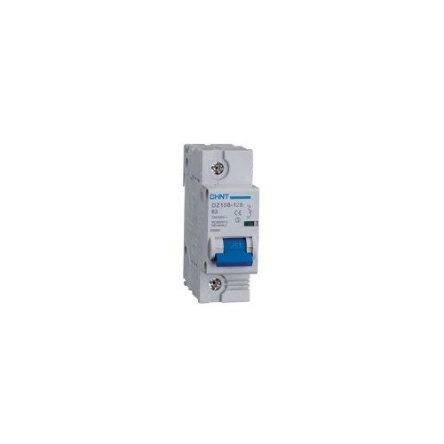 Interruptor de circuito moldeado 63 A, 2 polos, 10 kA Chint DZ158-2-63