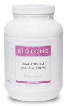 Biotone Dual Purpose Massage Creme-1 gallon ()