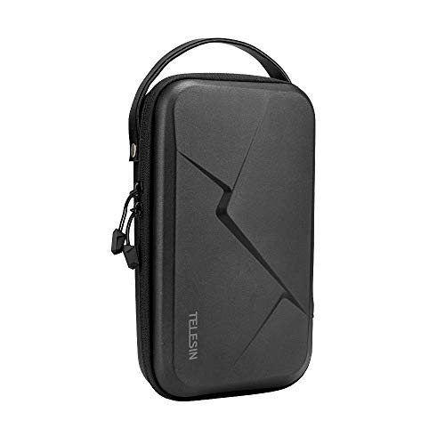 TELESIN Large Carrying Case for GoPro Hero 8 7 6