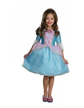 (Barbie Princess Rosella Costume - Child Costume - Medium)