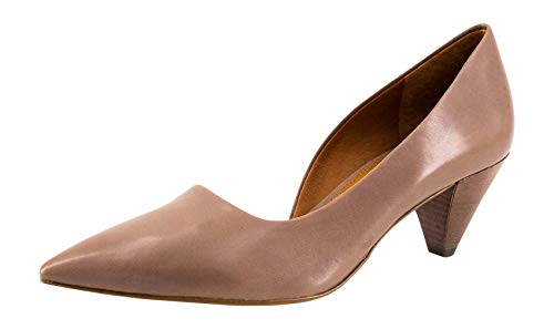 Franco Sarto Women's Candid Pumps (6.5, Taupe Leather)